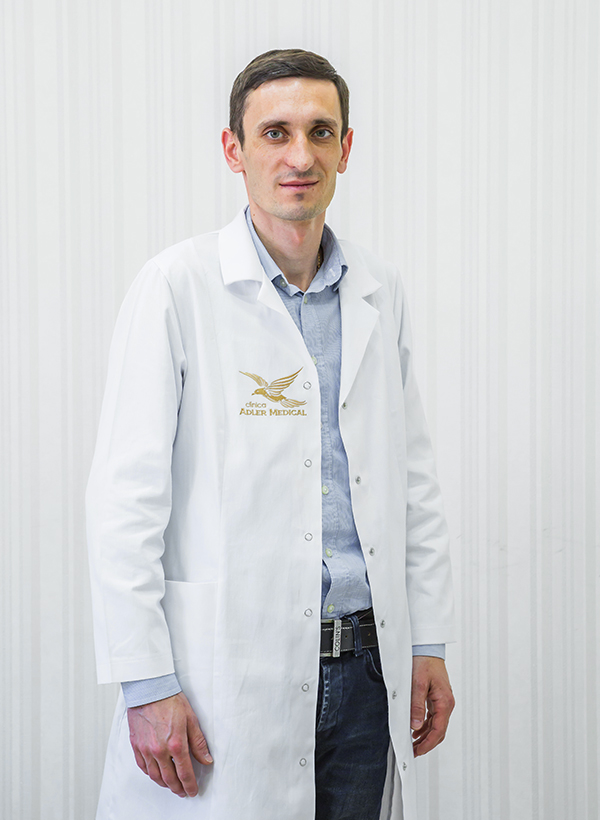 Clinica Adler Medical | Specialiști - Andrievici Adrian